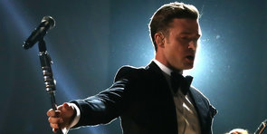 Whoa, Who Is Justin Timberlake Making Out With?