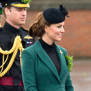 Kate Middleton Recycles Her St Patrick's Day Coat