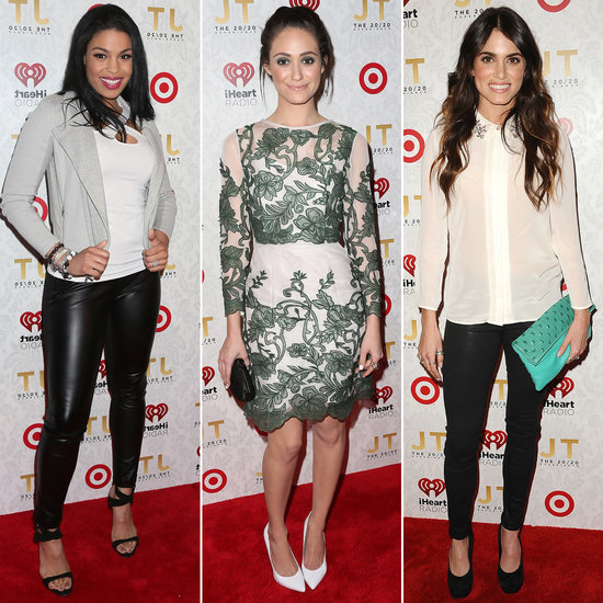 Jordin, Emmy, and Nikki Show Us What to Wear When You Party With JT