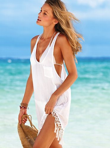 Beach Sexy Tassel Cover-up