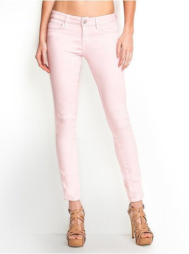 Brittney Ankle Skinny Pastel Jeans