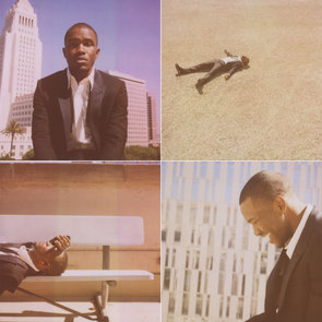 Frank Ocean Band of Outsiders Polaroids   Pictures