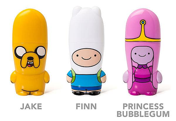 Adventure Time Mimobot Thumb Drives