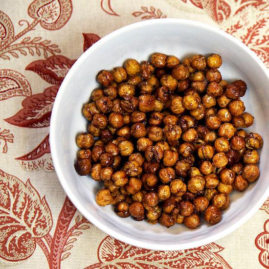 Roasted Honey Cinnamon Chickpe