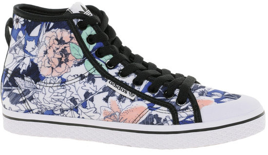 Adidas Honey Mid Printed Sneakers