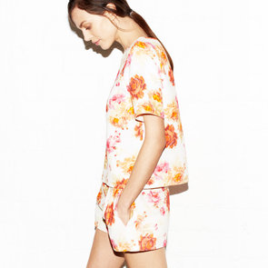 See Zara's Latest April Look Book in Full: Florals! Suiting!