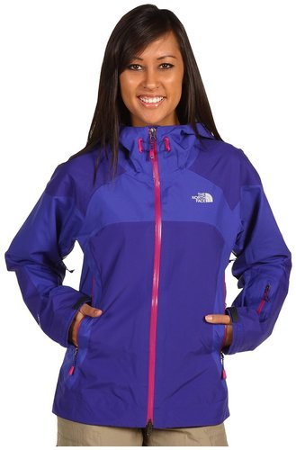 The North Face - Women's Sonora Jacket (Aztec Blue/Ultramarine) - Apparel