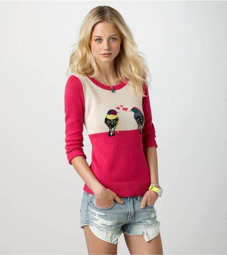 AE Intarsia Sweater