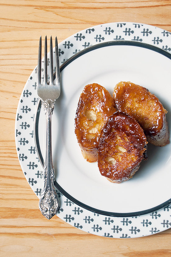 Caramel-Topped Baked French