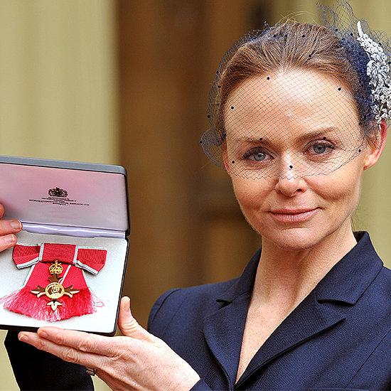 DesignerStella McCartney Awarded Order of the British Empire