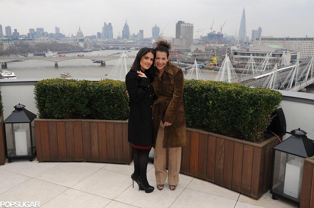 Salma Hayek and John Legend Team Up For Big Beyoncé News