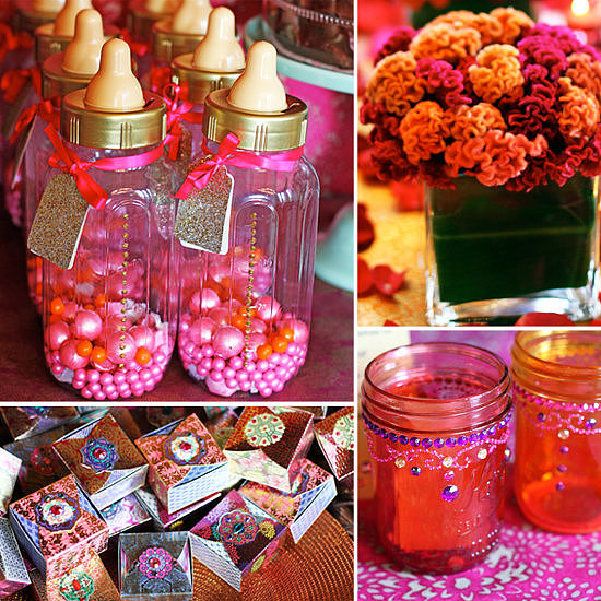 An Exotic Moroccan-Inspired Baby Shower