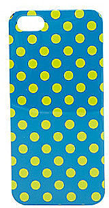 Greene & Grey Silicone Dot iPhone 5 Case