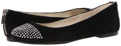 MICHAEL Michael Kors - Kymara Ballet (Black) - Footwear