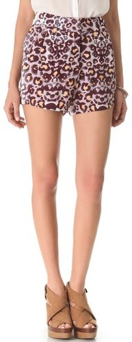 Mara hoffman High Waisted Shorts