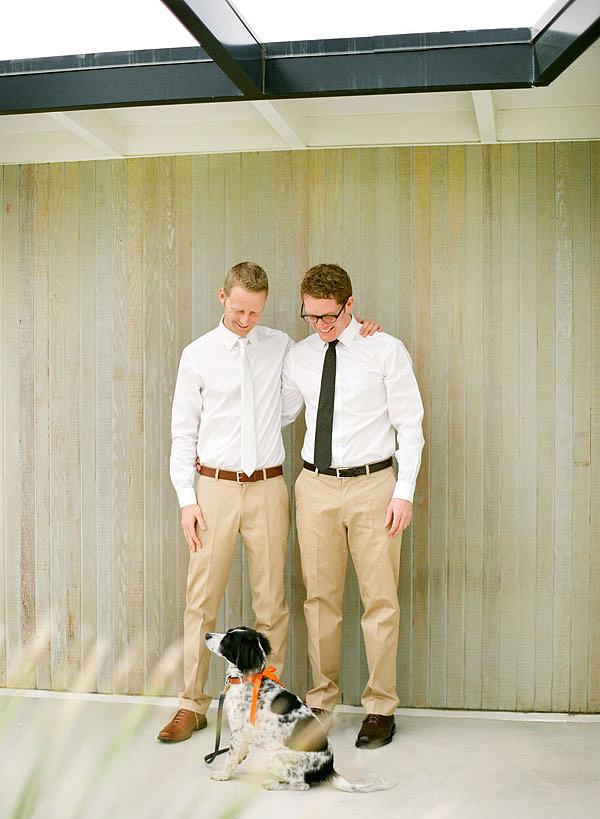 Drew and Andrew