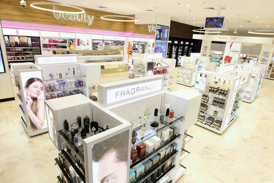 Details on Woolworths Beauty Bar in Sydney