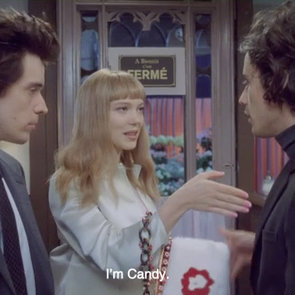 Prada Candy Commercial by Wes Anderson