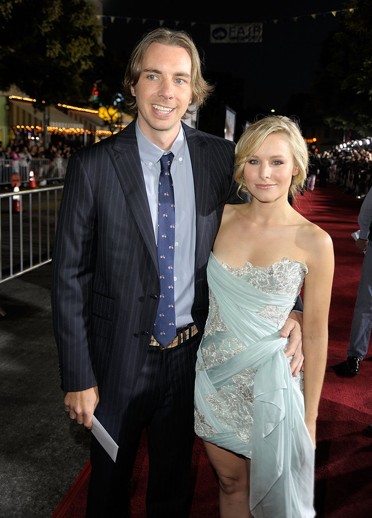 They posed side by side at the October 2009 premiere of Couples Retreat in LA.