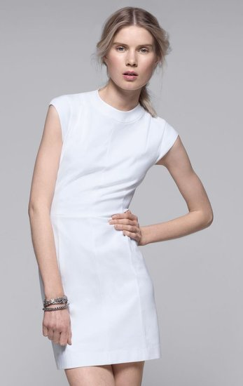 Orinthia Stretch Cotton Dress