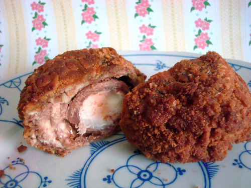 Cadburry Scotch Eggs