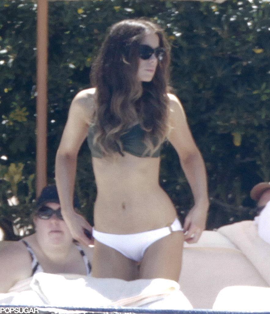 Was and kate bekinsale bikini sorry, that