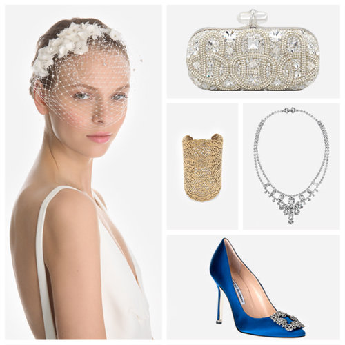 Wedding Shoes and Jewelry   Shopping 2013