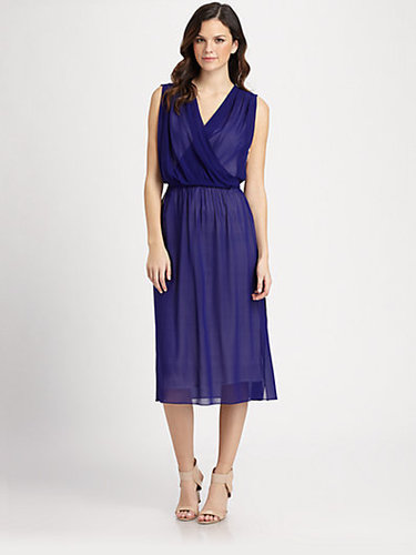 Raoul Shirley Wrap Dress