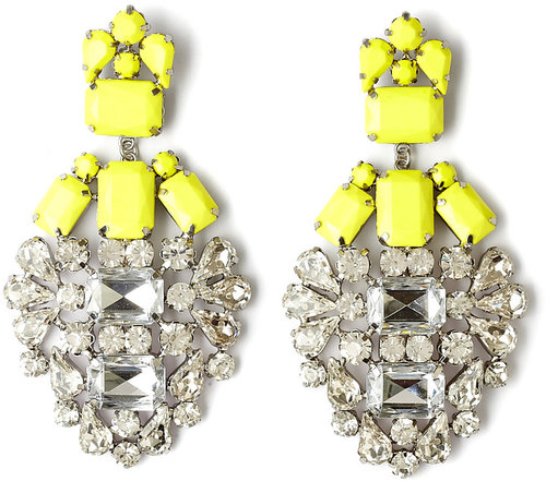 Malene Birger Basilo Chandelier Earrings