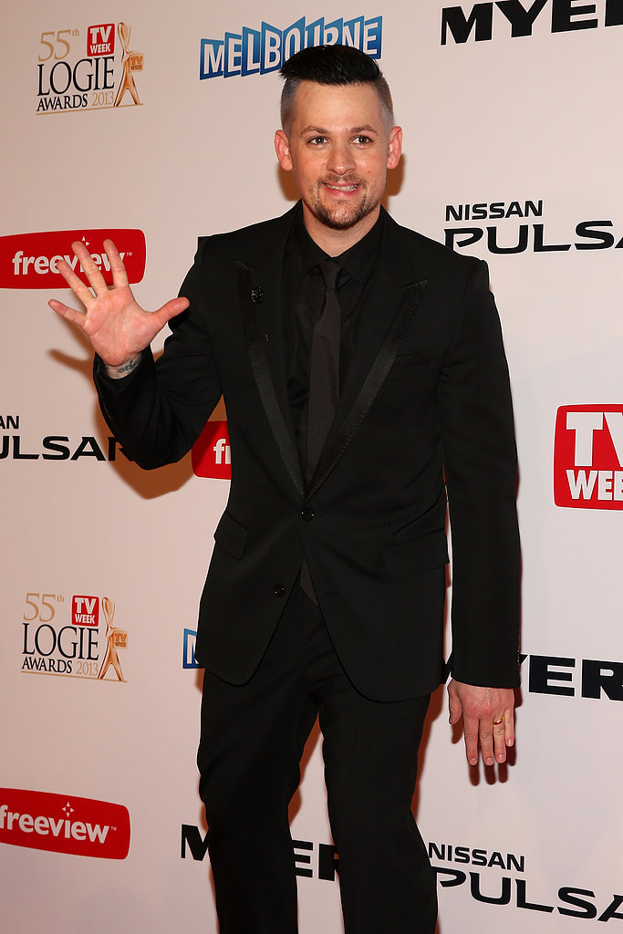 Joel Madden Wins at the Logies as The Voice Returns to TV