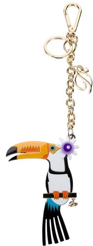 Dsquared2 toucan keychain
