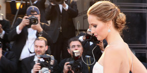 Red-Carpet Inspiration For Your Bridal Up 'Do