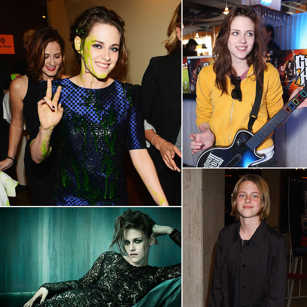 Kristen Stewart: From Child Star to Sexy Starlet
