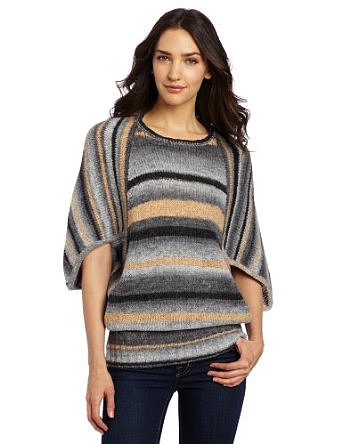 Analee + Hope Striped Elissa Sweater