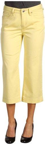 Jag Jeans - Callie Crop Twill (Birchwood) - Apparel