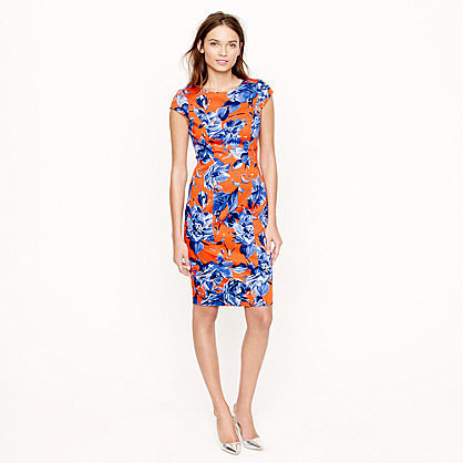 Collection painter's rose dress