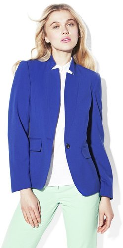 Vince Camuto Inverted Notch Blazer
