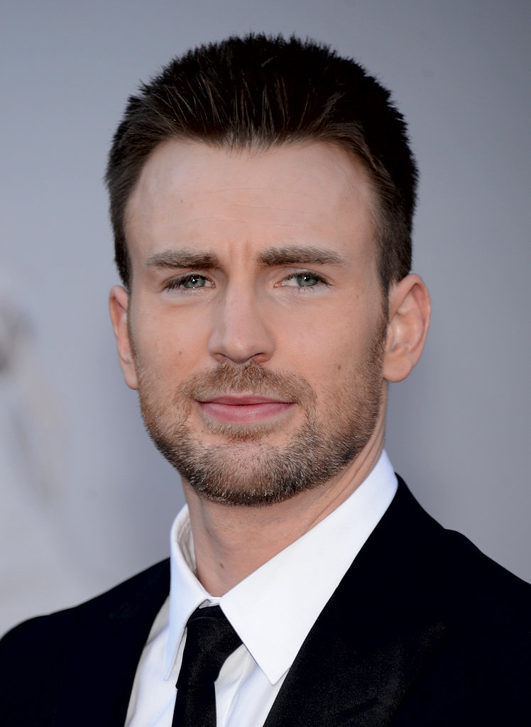 "In 2009, Chris Evans told The Advocate about his brother Scott's coming out: ""We spent the whole day together, got to the city, had some beers in my hotel room, got into a really great talk, and he came out. I was so glad that he did. That's got to be a difficult transition, but I come from the most liberal household you have ever heard of. . . . I think my mother was praying for [both of] us to be gay, so at least she got one of us."""