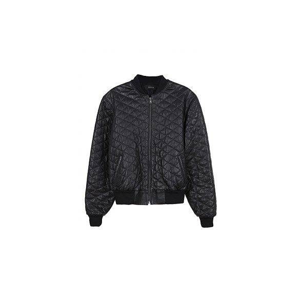The Quilted Bomber