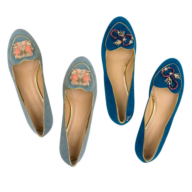 Pre-Order Charlotte Olympia's Cosmic Collection Shoes Online