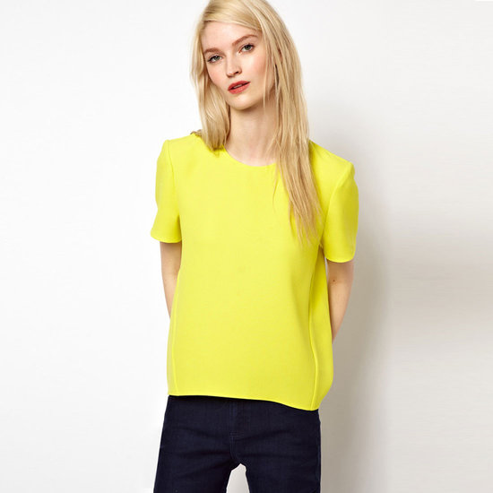 Structured T-Shirts Spring 2013