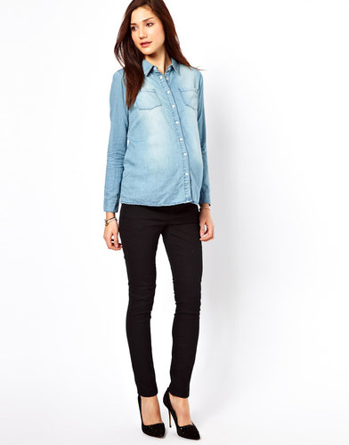 New Look Maternity Supersoft Jean