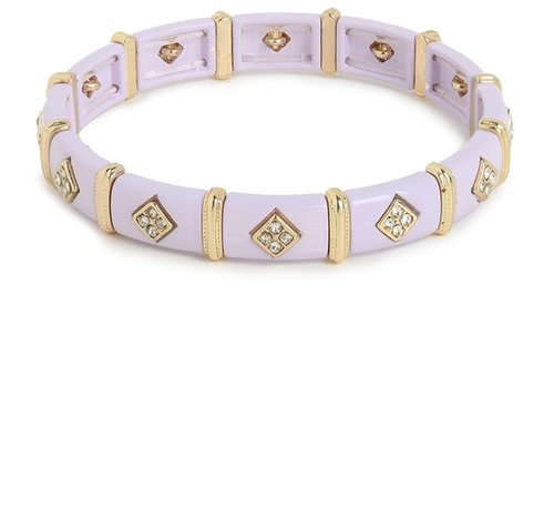 Lilac Marrakech Bangle