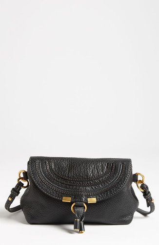 Chloe 'Marcie' Calfskin Leather Crossbody Bag