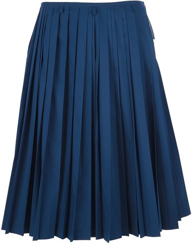 Sofie D'hoore pleat skirt