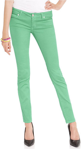 Celebrity Pink Jeans Juniors, Skinny Low Rise