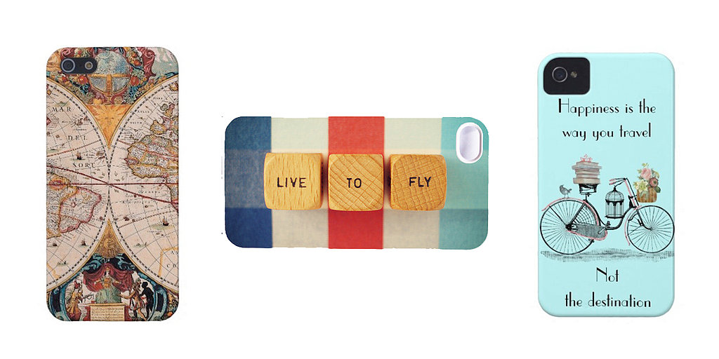 Satisfy Your Wanderlust With 12 Travel-Themed iPhone Cases