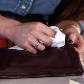 How to Remove Stains From Leather   Video