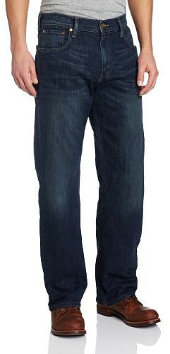 Levi's Men's 569 Loose Fit Straight Leg Jean