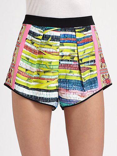Clover Canyon Surf Shack Shorts